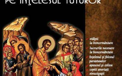 Ritualul ortodox al înmormântării pe înțelesul tuturor