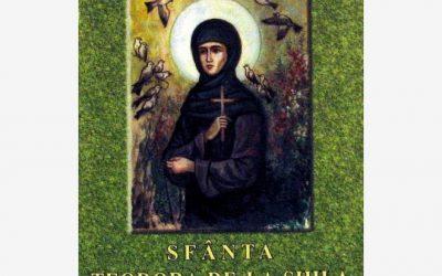 Sfânta Teodora de la Sihla, floarea duhovnicească a Moldovei