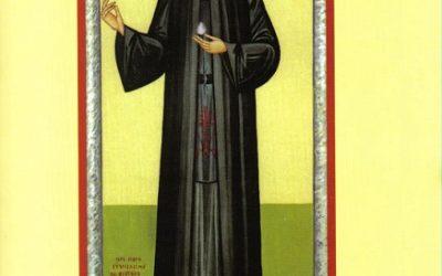 Sfântul Efrem cel Nou – Viața, Minunile, Paraclisul și Rugăciuni