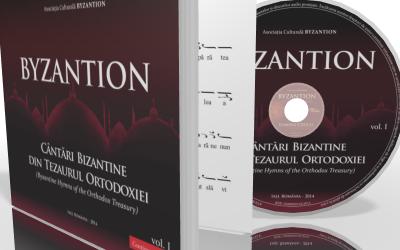 Cantari Bizantine din Tezaurul Ortodoxiei